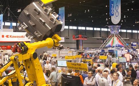 美國工業自動化展覽會AUTOMATE