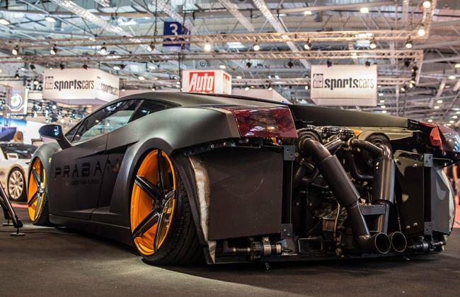 德国埃森改装车展览会EssenMotorShow