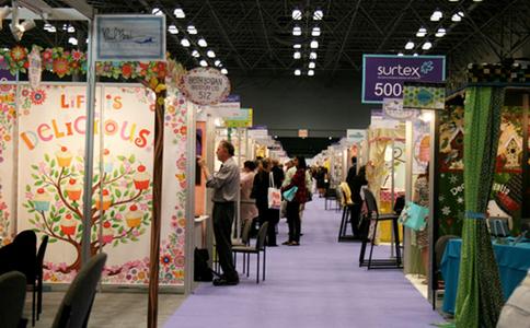 美国纽约艺术展览会SURTEX