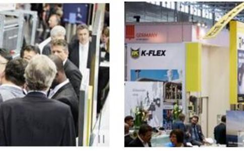 德國保溫隔熱絕緣防火材料的技術貿易展覽會insulation
