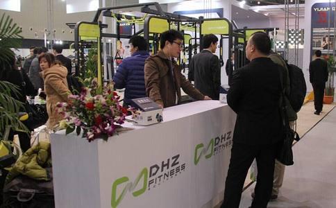 中國(上海)國際健身展覽會IWF