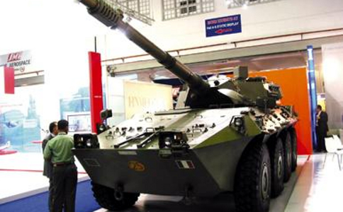 马来西亚吉隆坡军警防务展览会DSA