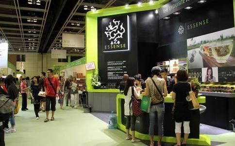 香港贸发局茶展tea fair