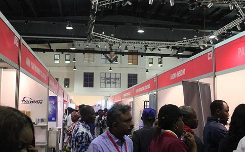 尼日利亚印刷包装皇冠娱乐注册送66展览会WEST AFRICA PROPACK