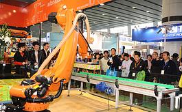 上海国际机器人展览会CIROS