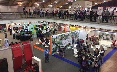 哥伦比亚纺织皇冠国际注册送48展览会CREATEX