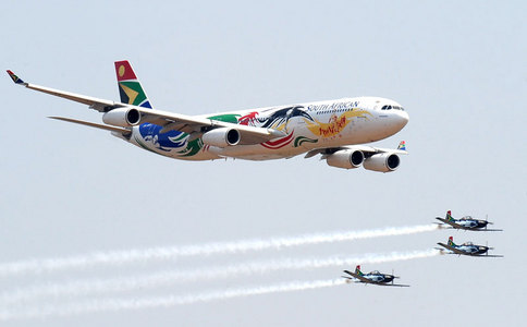 南非开普敦航空及国防展览会AAD