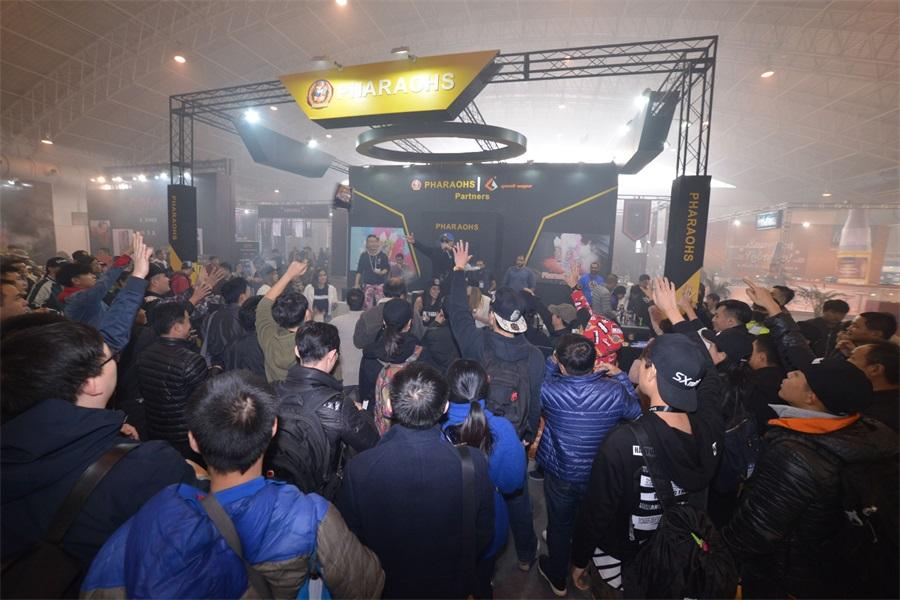 北京国际电子烟展览会VEB