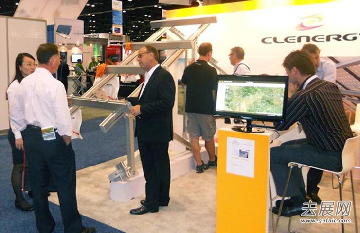 美国太阳能展探讨太阳能领域的最新发展方向