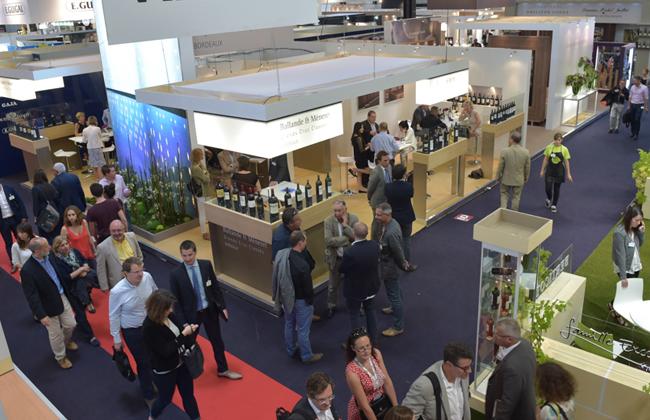 法国巴黎烈酒葡萄酒展览会Vinexpo Paris