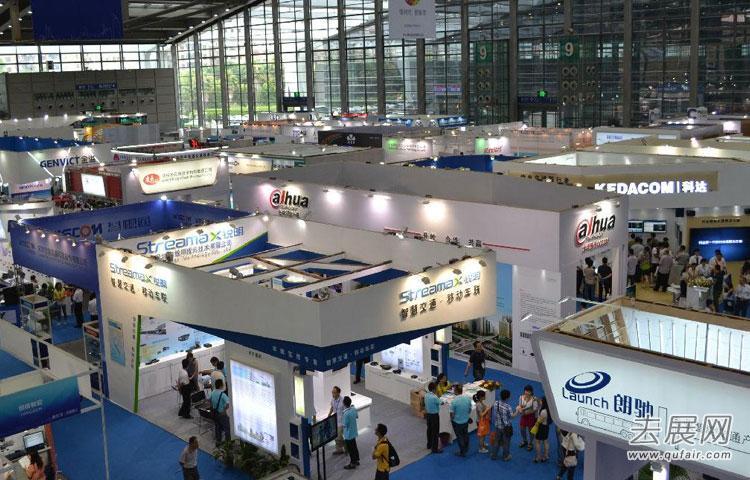 全力推进交通强国建设,中国交通展在京举办