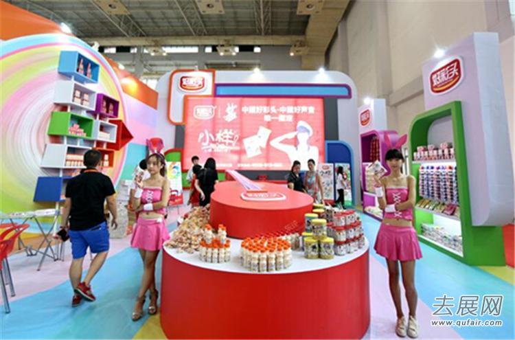 糖果企业可以通过什么方式与国际市场对接?