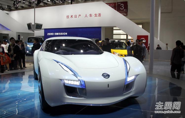 积极响应国家号召,北京新能源车展如期举办
