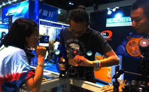 印尼雅加达潜水展览会DEEP EXTREME