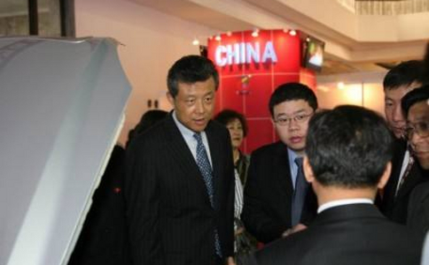 朝鲜平壤商品展览会