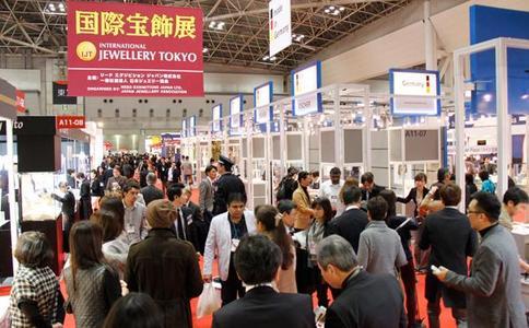 日本东京国际珠宝展会FASHION JEWELLERY EXPO