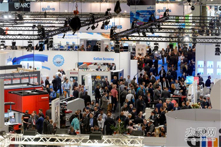 Labelexpo Europe 体验最新标签与包装印刷技术-印刷展会