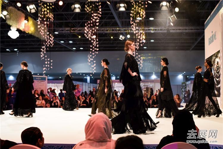 迪拜婚紗展 與中東地區最具影響力的女性會面-婚紗展會