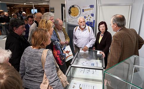 德国柏林世界钱币展览会WMF