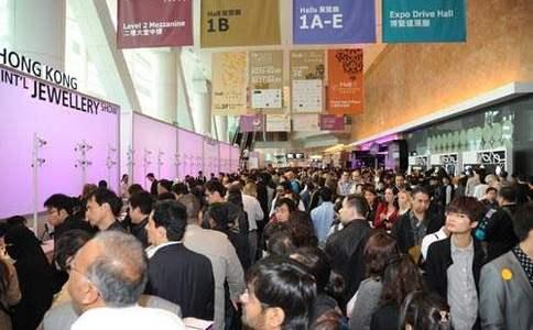 香港国际珠宝首饰展览会秋季Hong Kong Jewellery  Gem Fair