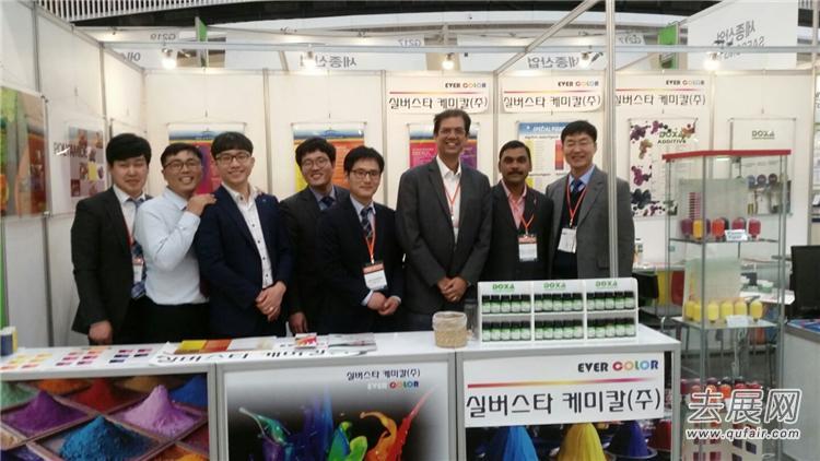 亚洲涂料事业增长的基础「韩国涂料展」