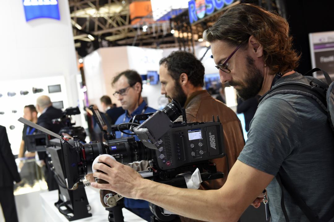 荷兰阿姆斯特丹广播电视影视设备展览会IBC