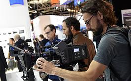 荷蘭阿姆斯特丹廣播電視影視設備展覽會IBC