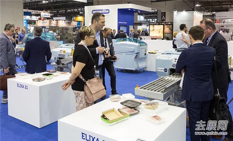 让众展商眼前一亮的盛会「意大利肉制品工业展」