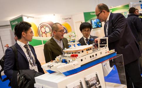 英國倫敦海洋技術與工程設備展覽會Oceanology International