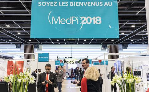 法国巴黎消费电子展览会MEDPI