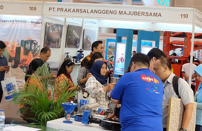 印尼泗水糖业展览会SugarTech Indonesia