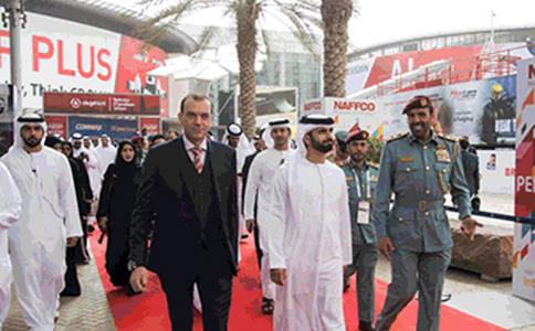阿联酋安防展览会ISNR Abu Dhabi