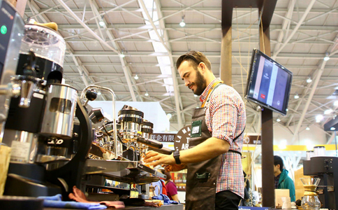 印尼雅加达咖啡食品展览会CBI