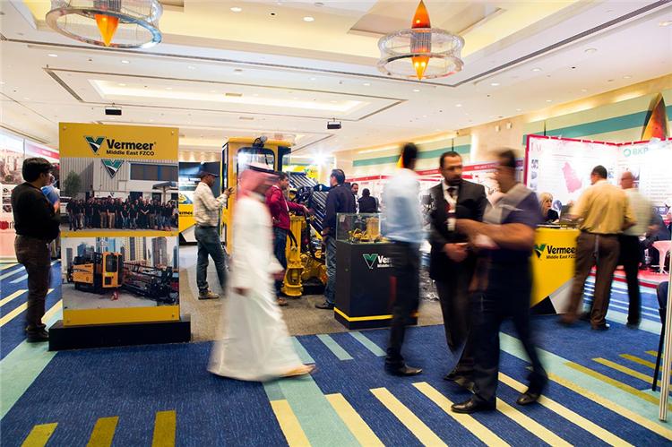 中东非开挖技术展,哪些企业有必要参加?
