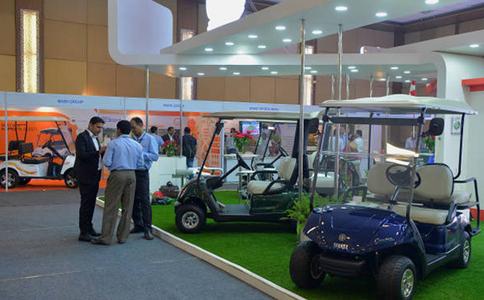 印度新德里国际高尔夫皇冠国际注册送48展览会India Golf Expo