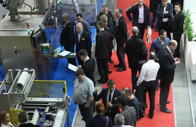 俄罗斯莫斯科肉类及乳类食品加工及包装设备展览会DMI