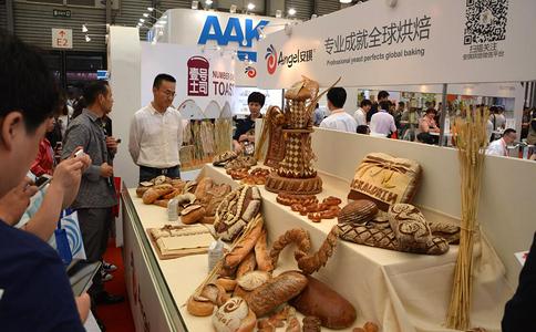 中國(上海)國際烘焙展覽會Bakery China