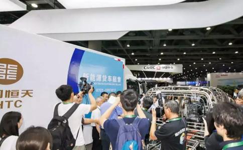 广州国际新能源智能车展览会