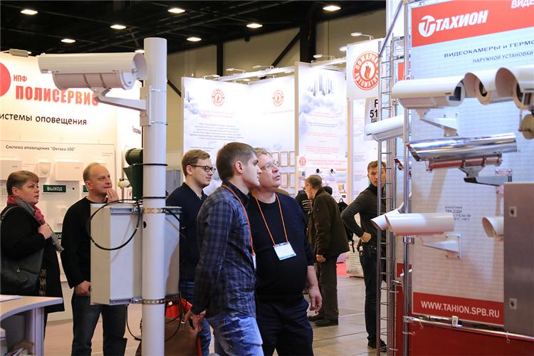 圣彼得堡消防展为何能得到展商与访客的一致好评?