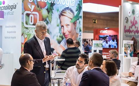 西班牙马德里水果蔬菜展览会Fruit Attraction