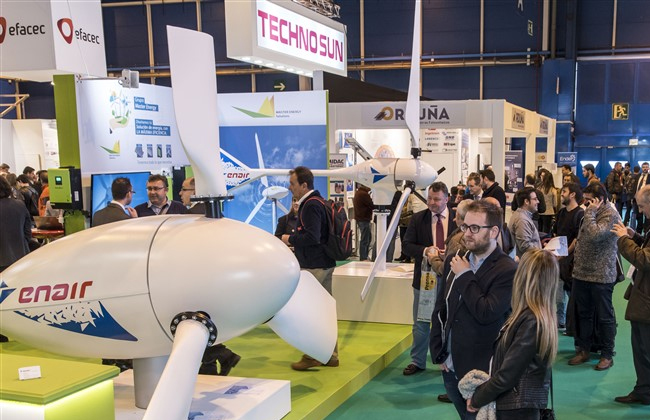西班牙马德里能源展览会Energia