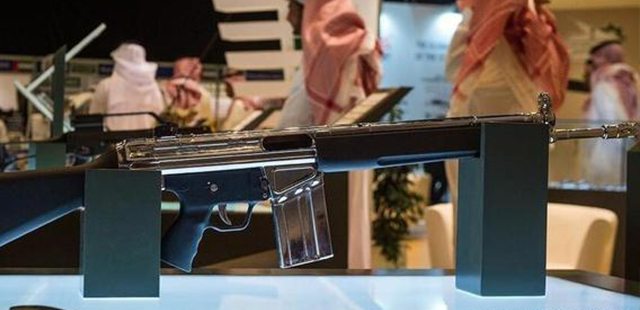 阿布扎比安防展直击,看看中东土豪爱玩什么装备?
