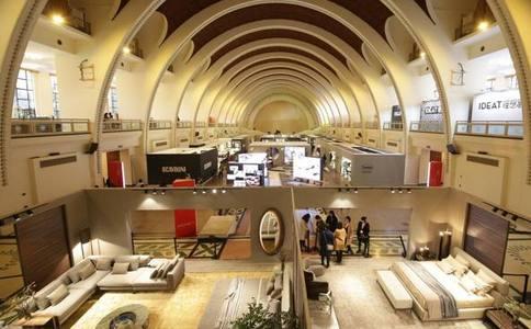 上海国际家具展览会Salone del Mobile.Milano Shanghai