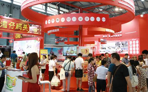 上海国际餐饮食材食品展览会CFBE CHINA