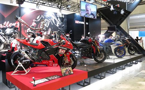 日本东京摩托车及配件展览会TOKYO MOTORCHYCLE SHOW