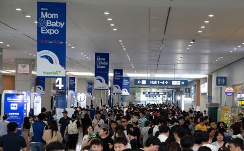 韩国首尔婴童皇冠国际注册送48展览会Mom Baby Expo