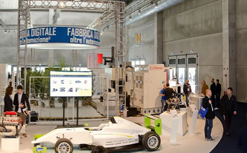 意大利帕尔马工业制造展览会MECSPE