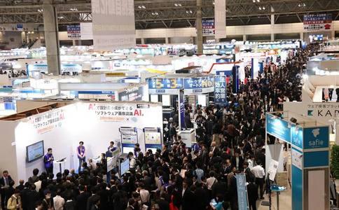 日本东京IT消费电子展览会秋季Japan IT Week Autumn