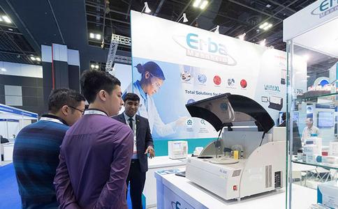 缅甸仰光实验室仪器设备展览会MyanLab