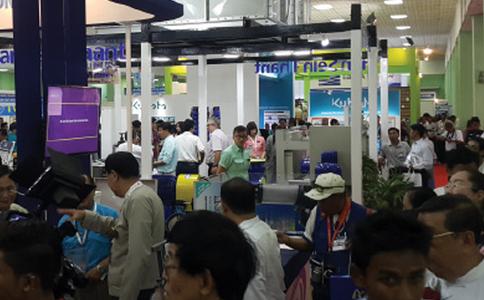 缅甸仰光水处理展览会MyanWater